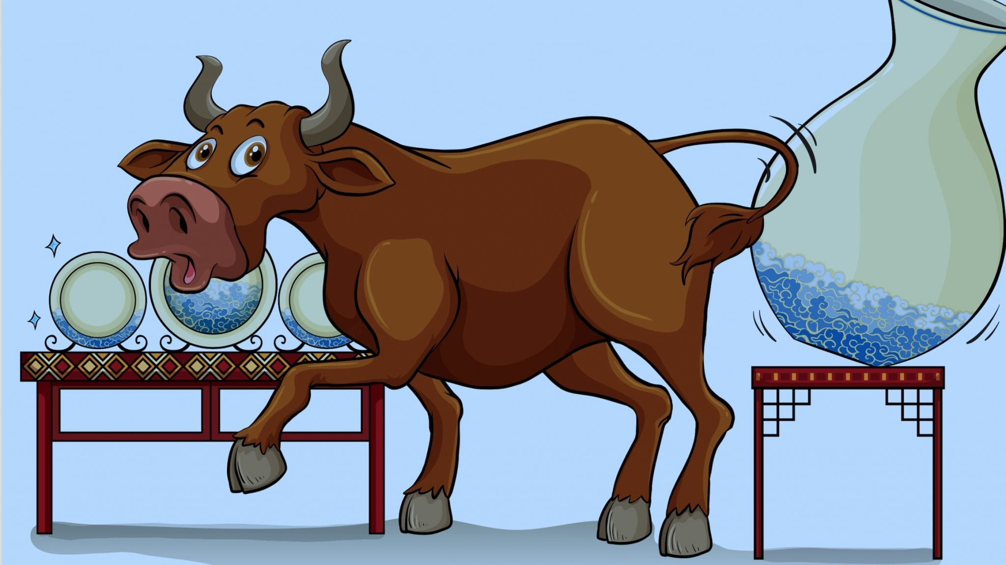 America's Bull in a China Shop   The American Spectator   Politics Is Too Important To Be Taken Seriously.