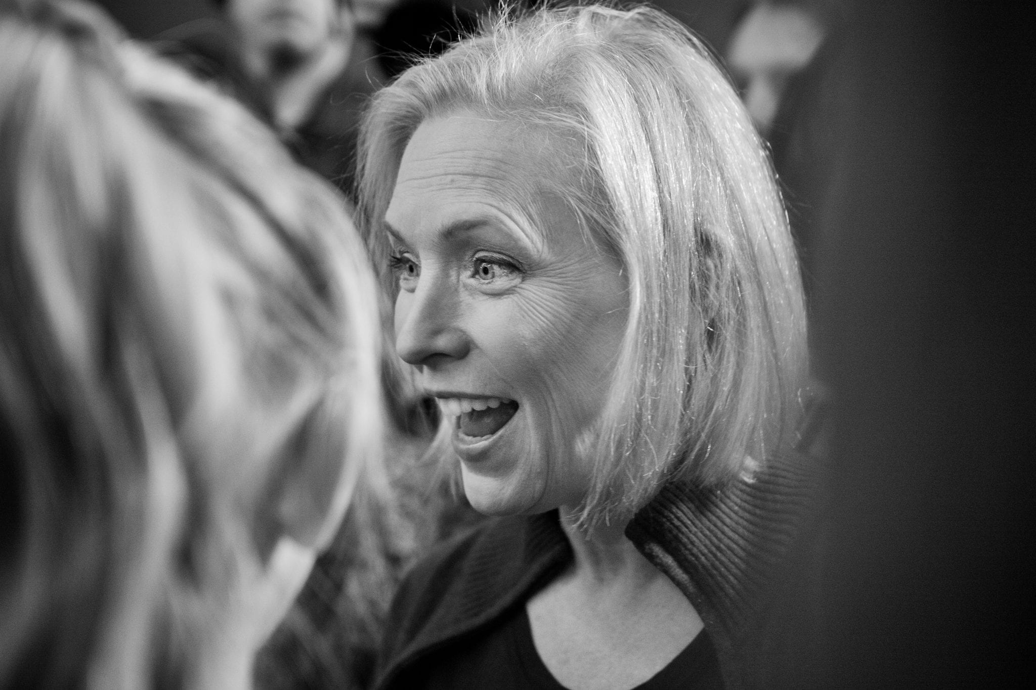 Why Gillibrand Is the Most Vapid Clown in the Car   The American Spectator   Politics Is Too Important To Be Taken Seriously.