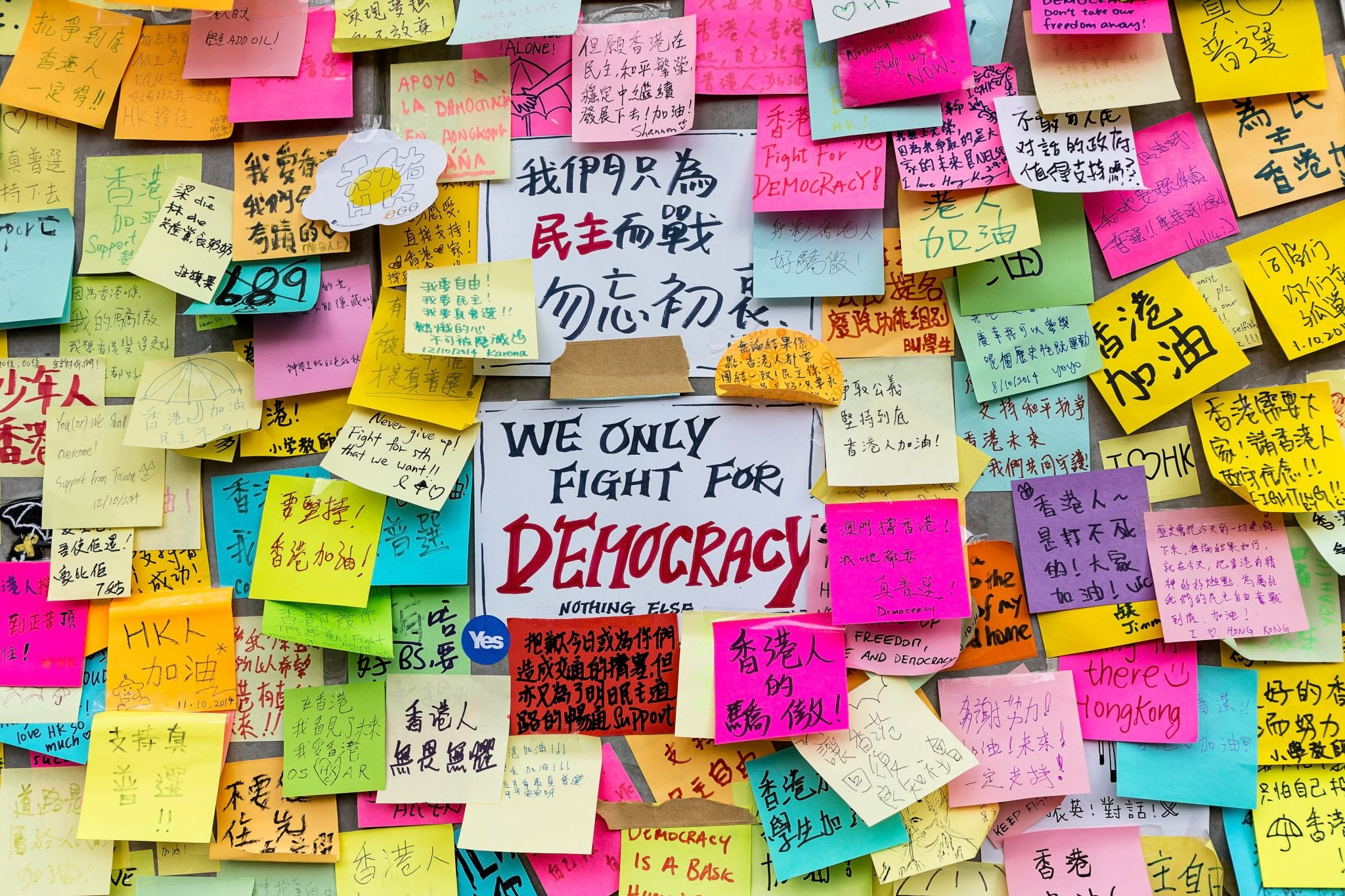 Hong Kong Protestors Refuse to Back Down   The American Spectator   Politics Is Too Important To Be Taken Seriously.